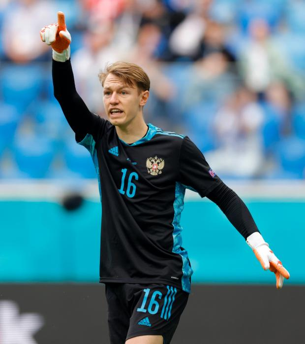 Матвей Сафонов: Догадывался, что выйду еще вчера, готовлюсь к каждому матчу