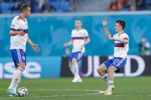 Андрей Чернышов: Против Финляндии надо играть в два нападающих