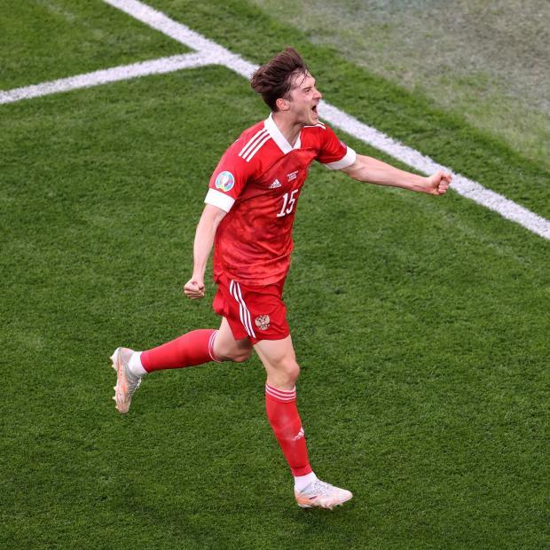 Сборная Россия одержала первую победу на Евро-2020, переиграв команду Финляндии