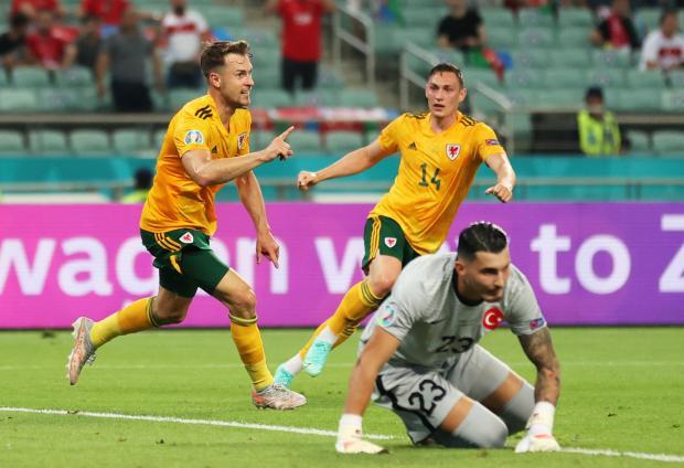 Турция терпит второе поражение на Евро-2020, проиграв Уэльсу