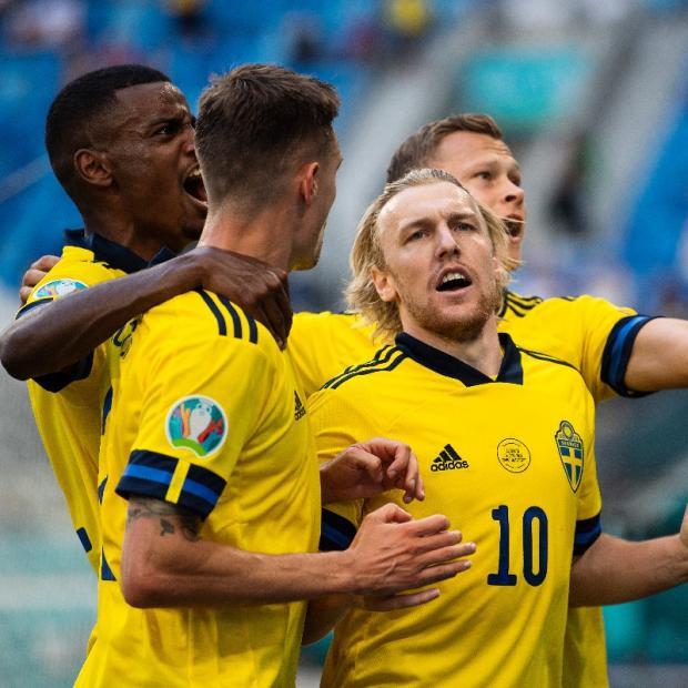 Берг опять не забил. Швеция победила Словакию, легионеры из РПЛ ничем не запомнились
