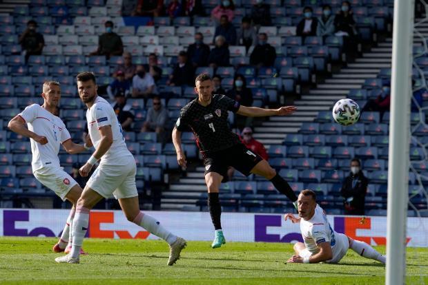 Сборные Хорватии и Чехии сыграли вничью во втором туре на Евро-2020