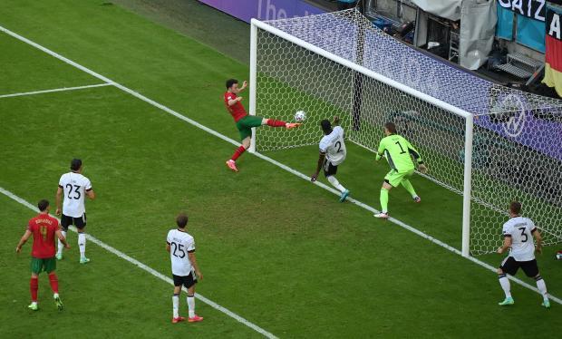 Евро-2020. Германия обыграла Португалию в результативном матче