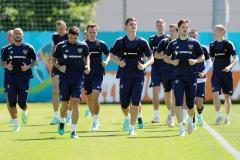 Сегодня на Евро определится судьба сборной России