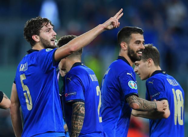 Сегодня на Евро: Италия – Уэльс, Швейцария – Турция