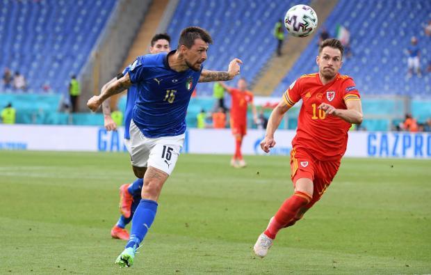 Евро-2020. Италия минимально победила Уэльс