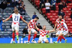 Игроки РПЛ будут в плей-офф Евро-2020. Гол Влашича помог Хорватии победить Шотландию