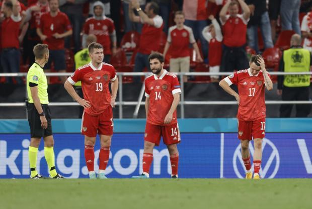 Некопенгагены… «Совспорт» поставил оценки игрокам сборной России за разгром от датчан
