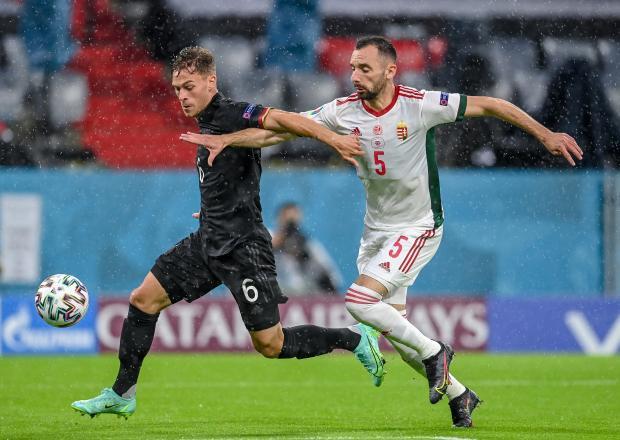 Евро-2020. Германия сыграла вничью с Венгрией и вместе с Францией и Португалией вышла в плей-офф