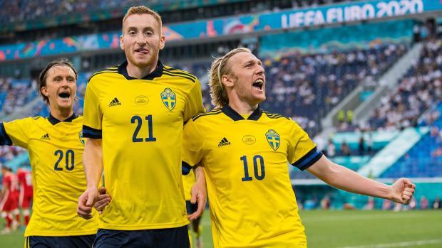 Евро-2020. Сборная Польши уступила команде Швеции и покидает турнир