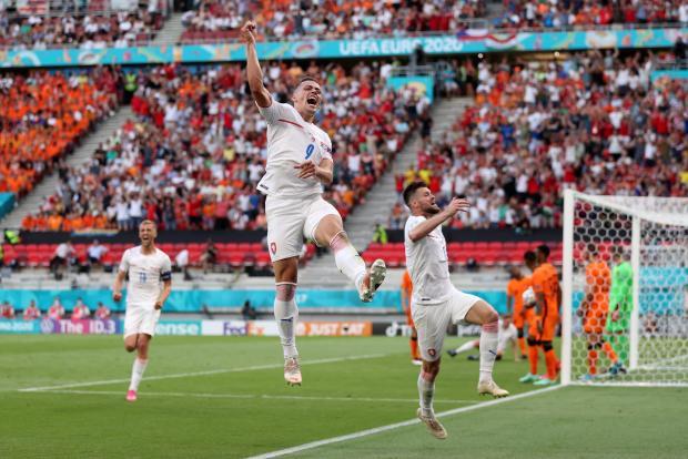Евро-2020. Сборная Чехии обыграла команду Нидерландов и вышла в четвертьфинал