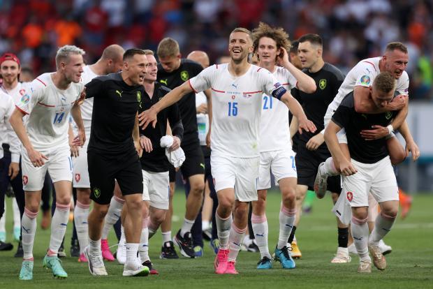 Чехи должны сказать спасибо Карасеву. Они заслуженно победили голландцев и вышли в четвертьфинал