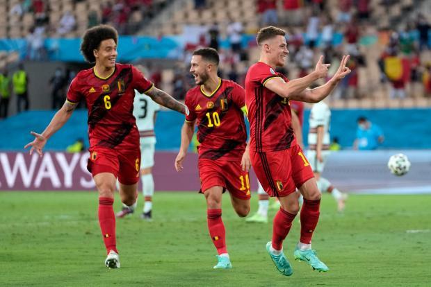 Евро-2020. Сборная Бельгии обыграла команду Португалию и сыграет в четвертьфинале с Италией