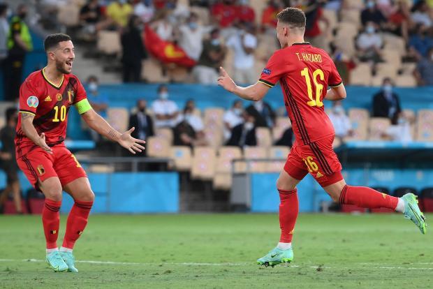 Роналду отправляется домой. Бельгия выбила Португалию и сыграет в 1/4 финала с Италией