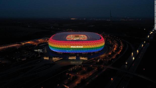 ЛГБТ-скандал на Евро – цветочки, ягодки будут на Олимпиаде