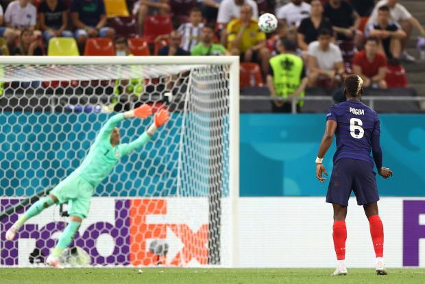 Андрей Чернышов: Думаю, если бы не третий гол Погба, французы довели матч до победы