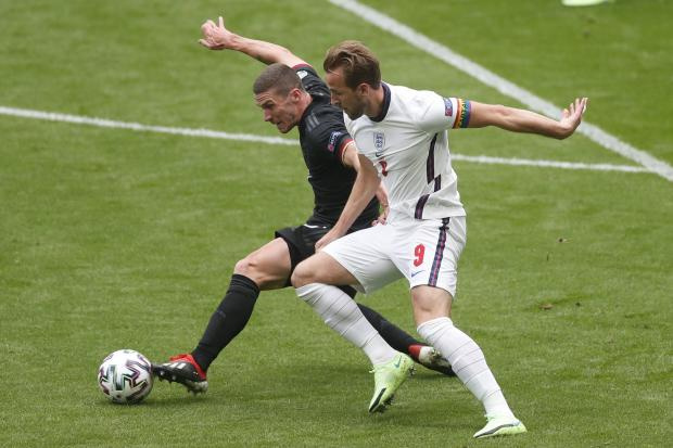 Сборная Англии победила Германию и вышла в четвертьфинал Евро-2020