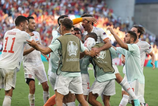 Сегодня на Евро: Швейцария — Испания, Бельгия — Италия