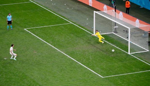 Евро-2020. Испания в серии пенальти обыграла Швейцарию и вышла в полуфинал
