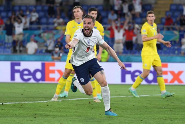 Украина – Англия: Хендерсон забил четвертый мяч англичан
