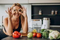 Советы по здоровому питанию при работе из дома