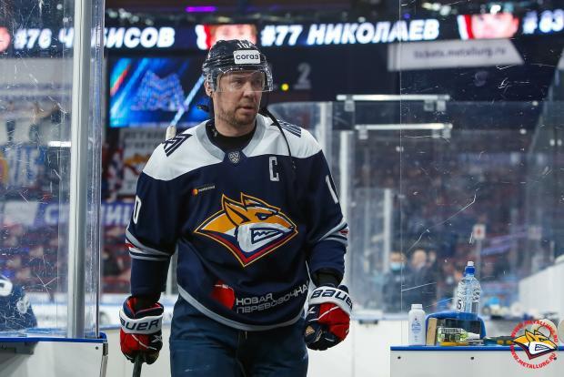 Вячеслав Быков: Такие игроки, как Мозякин, создают славу нашему хоккею