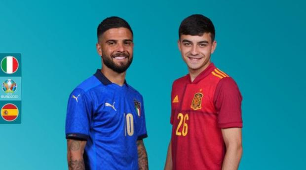 Сегодня на Евро Италия и Испания определят первого финалиста
