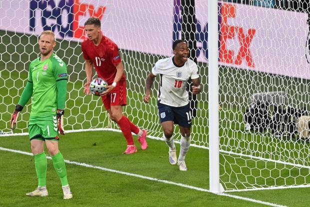 Сборная Англии вышла в финал Евро-2020, обыграв Данию в дополнительное время