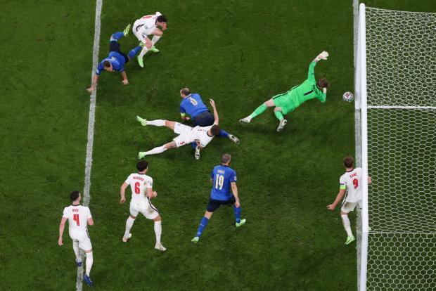 Бонуччи стал самым возрастным автором гола в истории финалов чемпионатов Европы