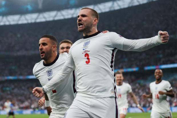 Финал Евро-2020. Шоу на третьей минуте вывел англичан вперед в матче с Италией