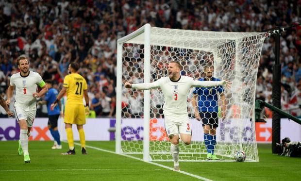 Шоу стал автором самого быстрого гола в финалах чемпионатов Европы