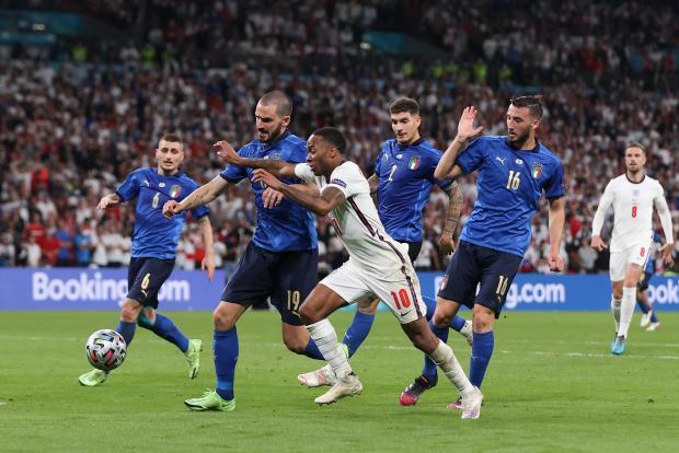 Финал Евро-2020. Англия и Италия определят чемпиона вне основного времени матча