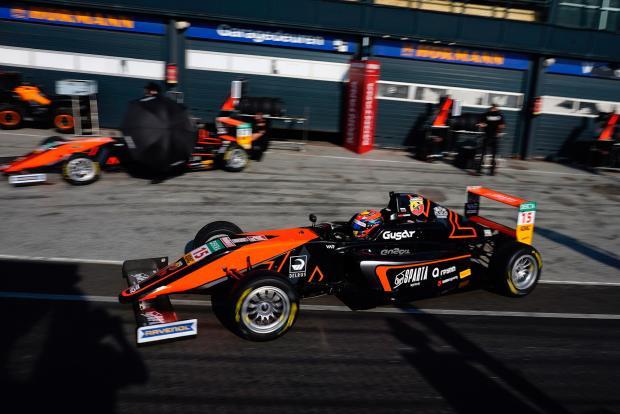 Этап ADAC «Формулы-4»: Есть победа россиян!