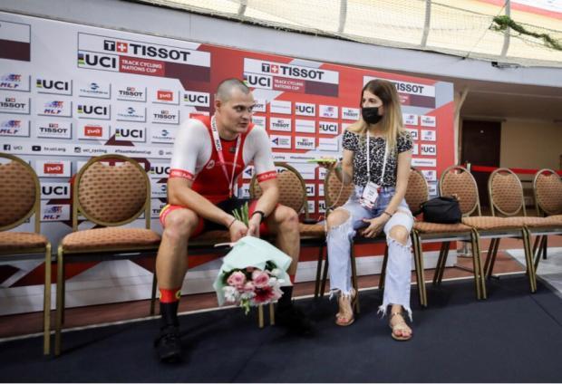 Велосипедисты к Олимпиаде готовы!