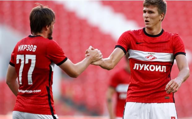 Соболев и Юсупов признаны лучшими игроками матчей второго тура «Кубка Париматч Премьер»