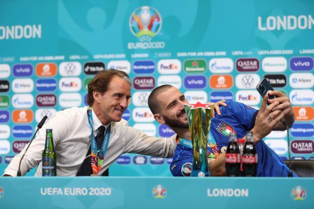 Дмитрий Селюк: В России Манчини называли «физруком», а он выиграл Евро