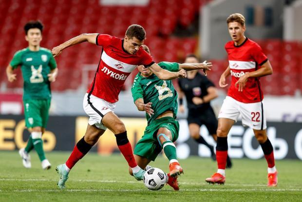 Анзор Кавзашвили: Мне нравится атакующая игра «Спартака». Это и есть современный футбол