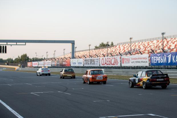 Состоялась первая в России гонка 24 часа