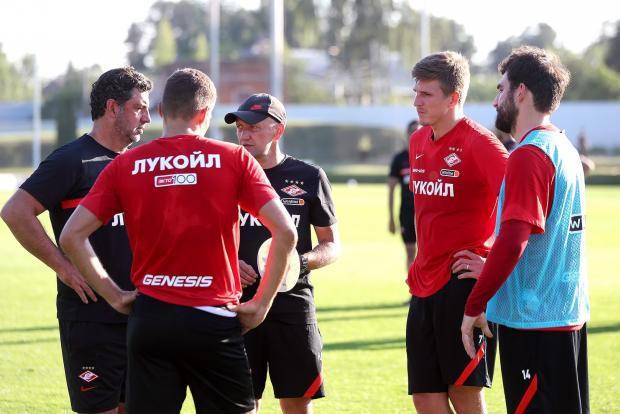 Валерий Гладилин: «Спартаку» попался самый тяжелый соперник из возможных