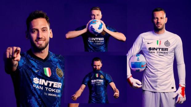 Миланский «Интер» сменил титульного спонсора впервые за 26 лет