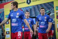 Березуцкого выручила старая гвардия. ЦСКА подарил победу новому тренеру в его дебютном матче