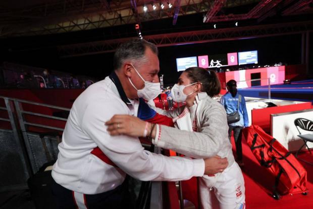 Позднякова принесла сборной России вторую золотую медаль на Олимпиаде в Токио, у Великой - серебро