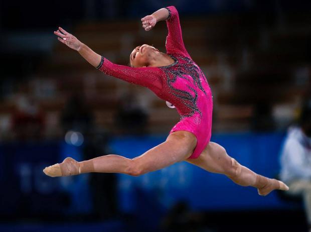 Хоркина - о выступлении гимнасток в личном многоборье: Бронзовая медаль Ангелины - с золотым отливом
