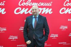 Сегодня лучшему знатоку спорта в стране и в мире, лидеру «Советского спорта» Николаю Яременко - 50!