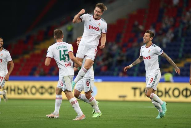 «Локомотив» одержал волевую победу над ЦСКА