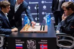 Карлсен приехал в Сочи за титулом