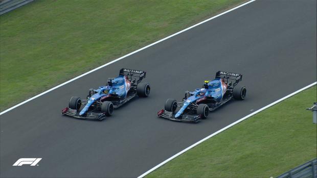 Окон стал победителем «Гран-при Венгрии», Мазепин не смог финишировать