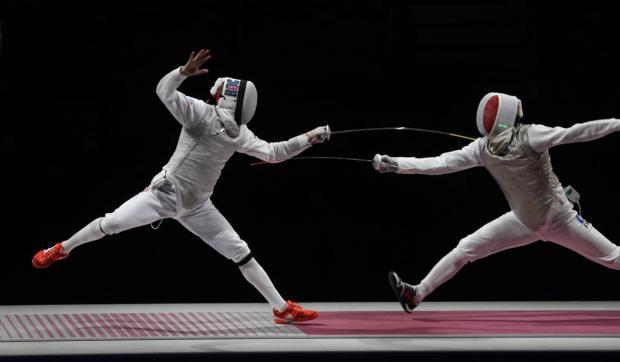 Российские рапиристы стали серебряными призерами Олимпийских игр в командных соревнованиях