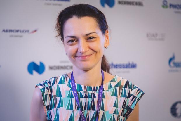 Костенюк стала победительницей Кубка мира в Сочи