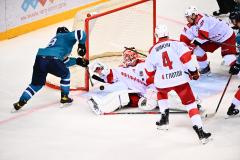 «Автомобилист» обыграл «Сочи» в первый день Parimatch Sochi Hockey Open-2021